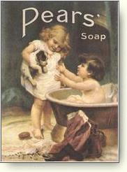 Pear's Soap !!
