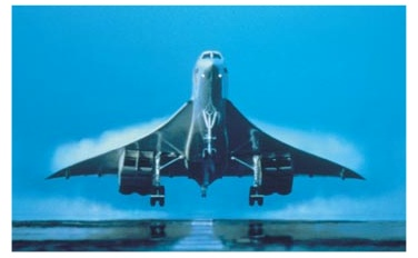This is a Concorde !!
