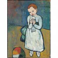A Fine Picasso - Child with a Dove !!