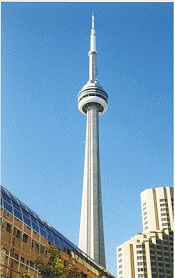 CN Tower - I have been here !!